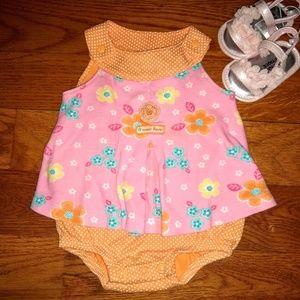 🌠4For20$🌠 Carter's NB Romper Dress